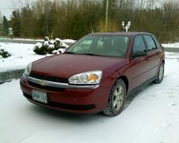 Picture of 2004 Chevrolet Malibu Maxx 4 Dr LS Hatchback