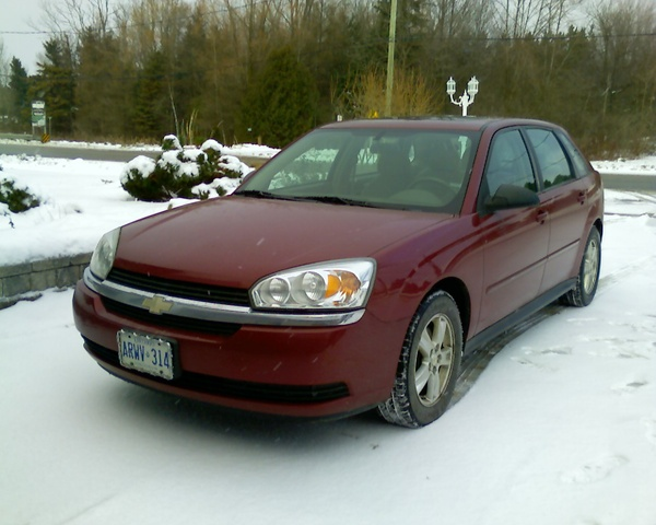 Picture of 2004 Chevrolet Malibu Maxx LS FWD