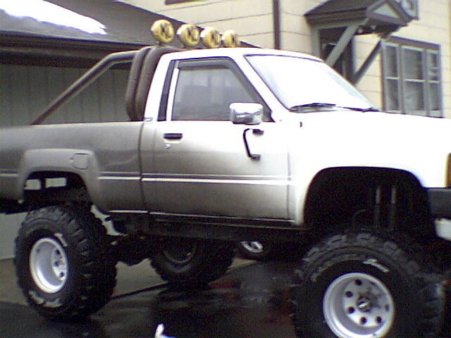 Picture of 1986 Toyota Pickup, gallery_worthy