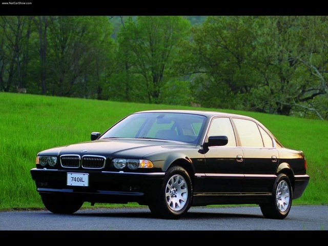 1995 Bmw 7 Series - Pictures