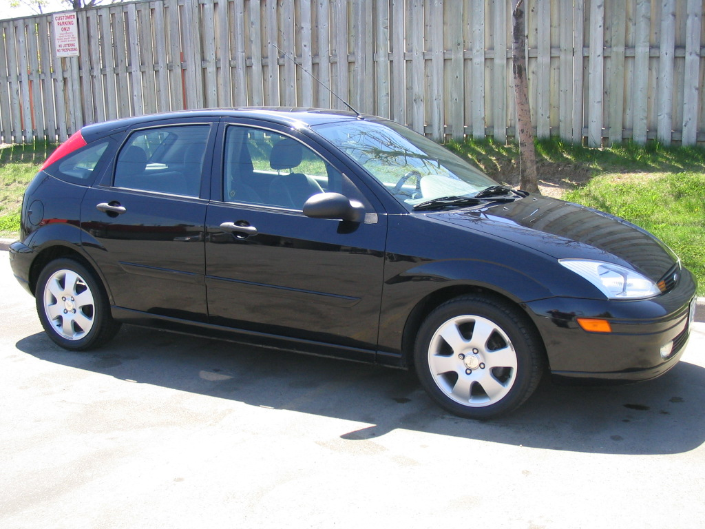 2002 Ford Focus Pictures Cargurus