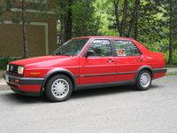 1992 Volkswagen Jetta GL, 1992 Volkswagen Jetta 4 Dr Wolfsburg, When I was selling her :(