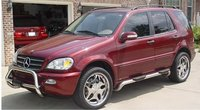 Picture of 2003 Mercedes-Benz M-Class ML 500, exterior, gallery_worthy