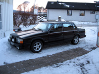 Picture of 1986 Volvo 740
