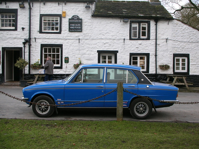 Picture of 1978 Triumph Dolomite