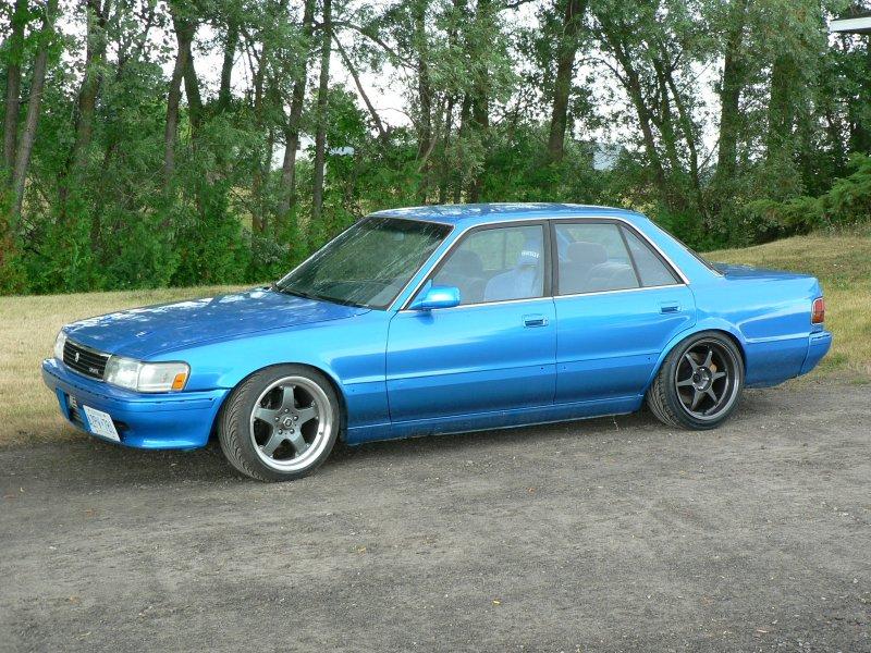 1990 Toyota Cressida - Pictures