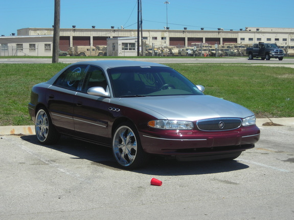 2002 Buick Century Limited picture