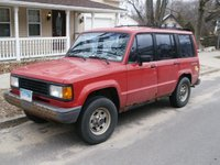 Picture of 1990 Isuzu Trooper, exterior, gallery_worthy