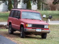 1990 Isuzu Trooper Overview