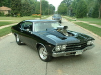 1969 Chevrolet Chevelle, 1978 Dodge Charger picture, exterior