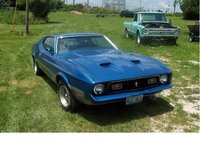 Picture of 1972 Ford Mustang Mach 1 Fastback RWD, exterior, gallery_worthy