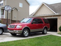 2003 Ford Expedition Eddie Bauer 4WD picture, exterior