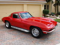 1967 Chevrolet Corvette Overview