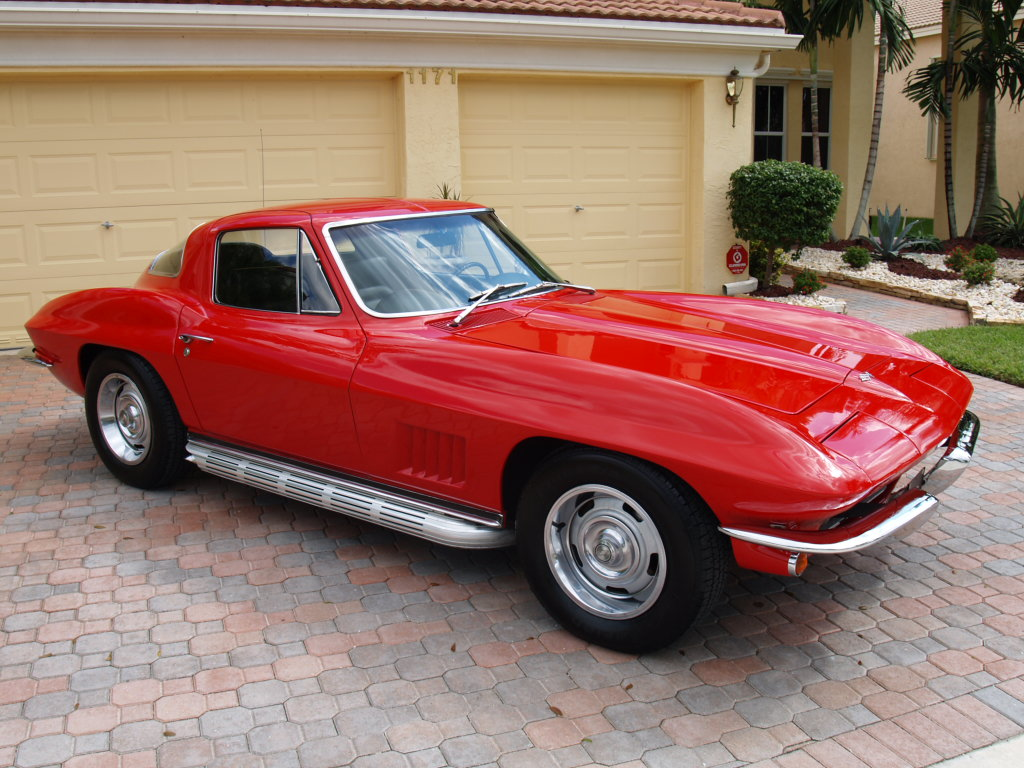 1967 Chevrolet Corvette 2 Dr STD Coupe picture