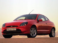 Picture of 1997 Ford Puma, exterior, gallery_worthy