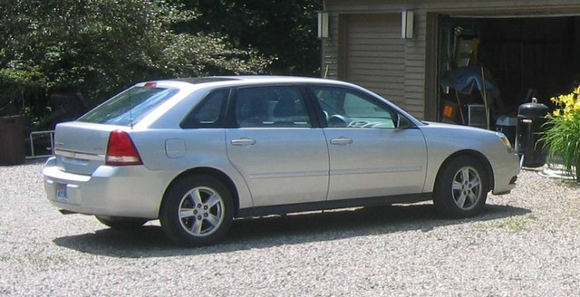 Picture of 2007 Chevrolet Malibu Maxx