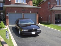 1995 Chevrolet Impala 4 Dr SS Sedan picture