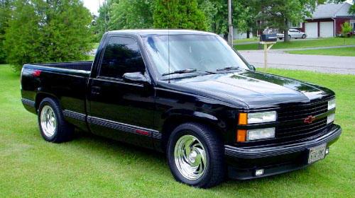 Picture of 1990 Chevrolet C/K 1500 Silverado Standard Cab SB