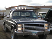 1990 Chevrolet C/K 1500 Reg. Cab 8-ft. Bed 4WD, 1990 Chevrolet C/K 1500 Series Reg. Cab 8-ft. Bed 4WD picture