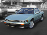 1990 Nissan Silvia Overview
