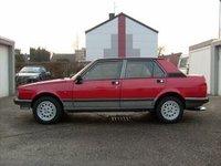 1986 Alfa Romeo Alfasud Overview