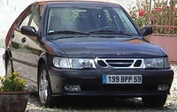 2003 Saab 9-3 SE Convertible picture