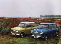 1976 Morris Mini Picture Gallery
