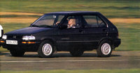 Picture of 1992 Subaru Justy 4 Dr GL 4WD Hatchback