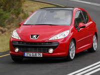 2006 Peugeot 207 Overview