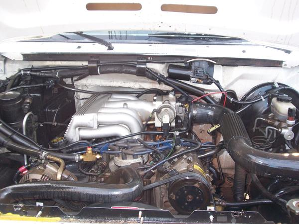 1994 Ford Lightning Engine Pictures To Pin On Pinterest PinsDaddy