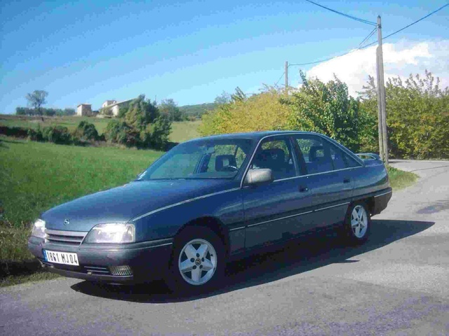 Picture of 1989 Opel Omega, exterior, gallery_worthy