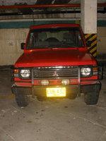 1995 Mitsubishi Montero Picture Gallery
