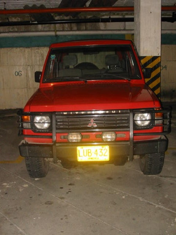 Picture of 1995 Mitsubishi Montero