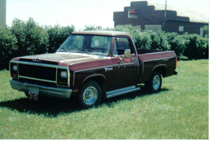 1981 Dodge Ram Pictures Cargurus
