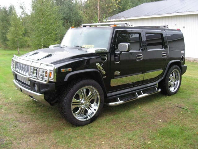Picture of 2003 Hummer H2