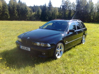 2000 BMW 5 Series 528i, 2000 BMW 528 528i picture, exterior
