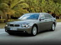 2004 BMW 7 Series, 2007 BMW 760 picture, exterior