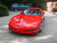 2003 Chevrolet Corvette Z06 picture