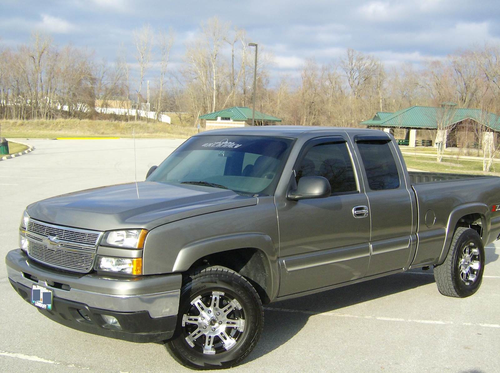 picture of 2006 chevrolet silverado 1500 lt1 ext cab short bed 4wd. Cars Review. Best American Auto & Cars Review