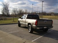 Picture of 2006 Chevrolet Silverado 1500 LT1 Ext Cab Short Bed 4WD, exterior