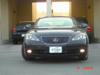 Perfect 2007 Lexus ES 350