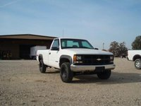 Picture of 1999 Chevrolet C/K 3500 Reg. Cab 4WD, exterior, gallery_worthy