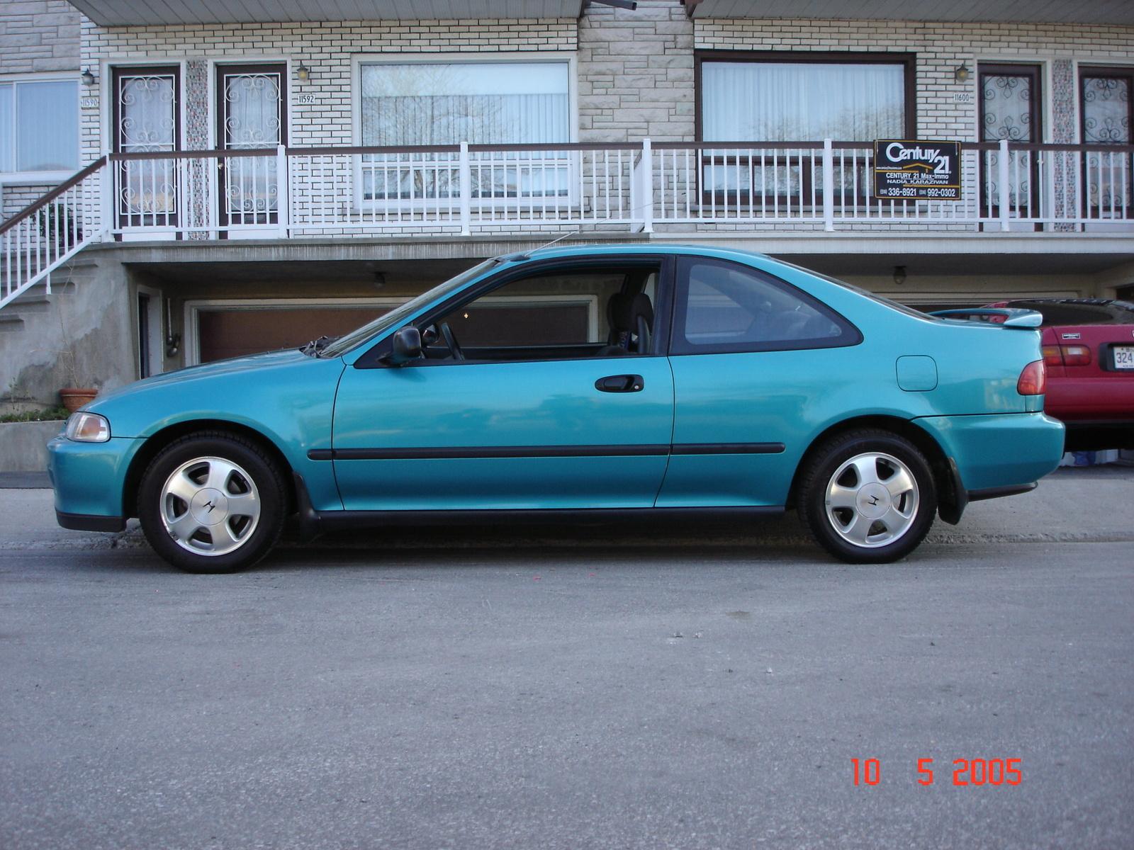 1993 Honda Civic Coupe Pictures Cargurus