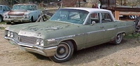 1964 Buick LeSabre Overview