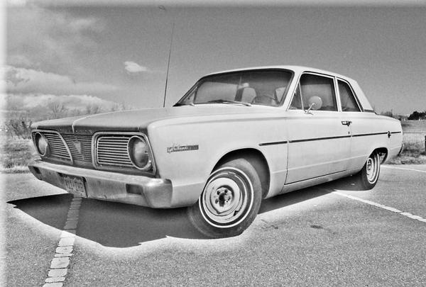 Picture of 1966 Plymouth Valiant, gallery_worthy
