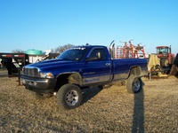 Picture of 2001 Dodge Ram Pickup 2500 2 Dr SLT 4WD Standard Cab LB