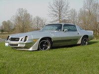 1980 Chevrolet Camaro Picture Gallery