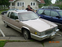 Picture of 1990 Cadillac DeVille Base Coupe