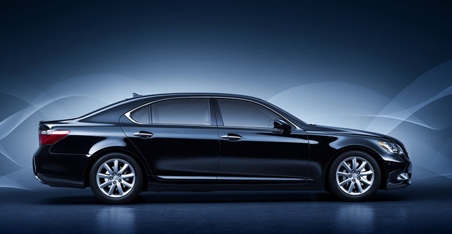 Picture of 2008 Lexus LS 460 L RWD, exterior, manufacturer, gallery_worthy