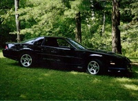 Picture of 1990 Chevrolet Camaro IROC Z, exterior